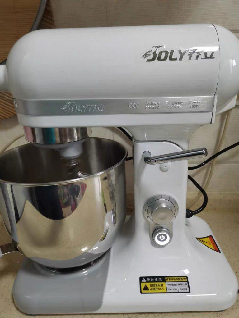 Máy đánh trứng trộn bột để bàn 7L
