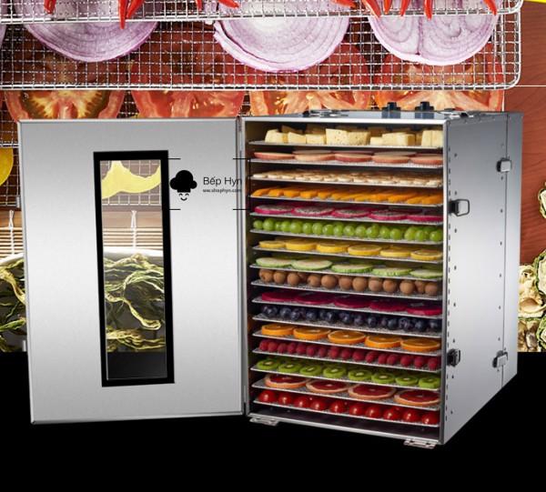 máy sấy hoa quả, thực phẩm dành cho gia đình