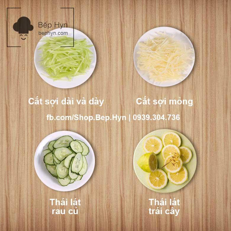 Máy cắt sợi/cắt lát rau củ quả